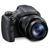 The 50X Optical Zoom Digital Camera.