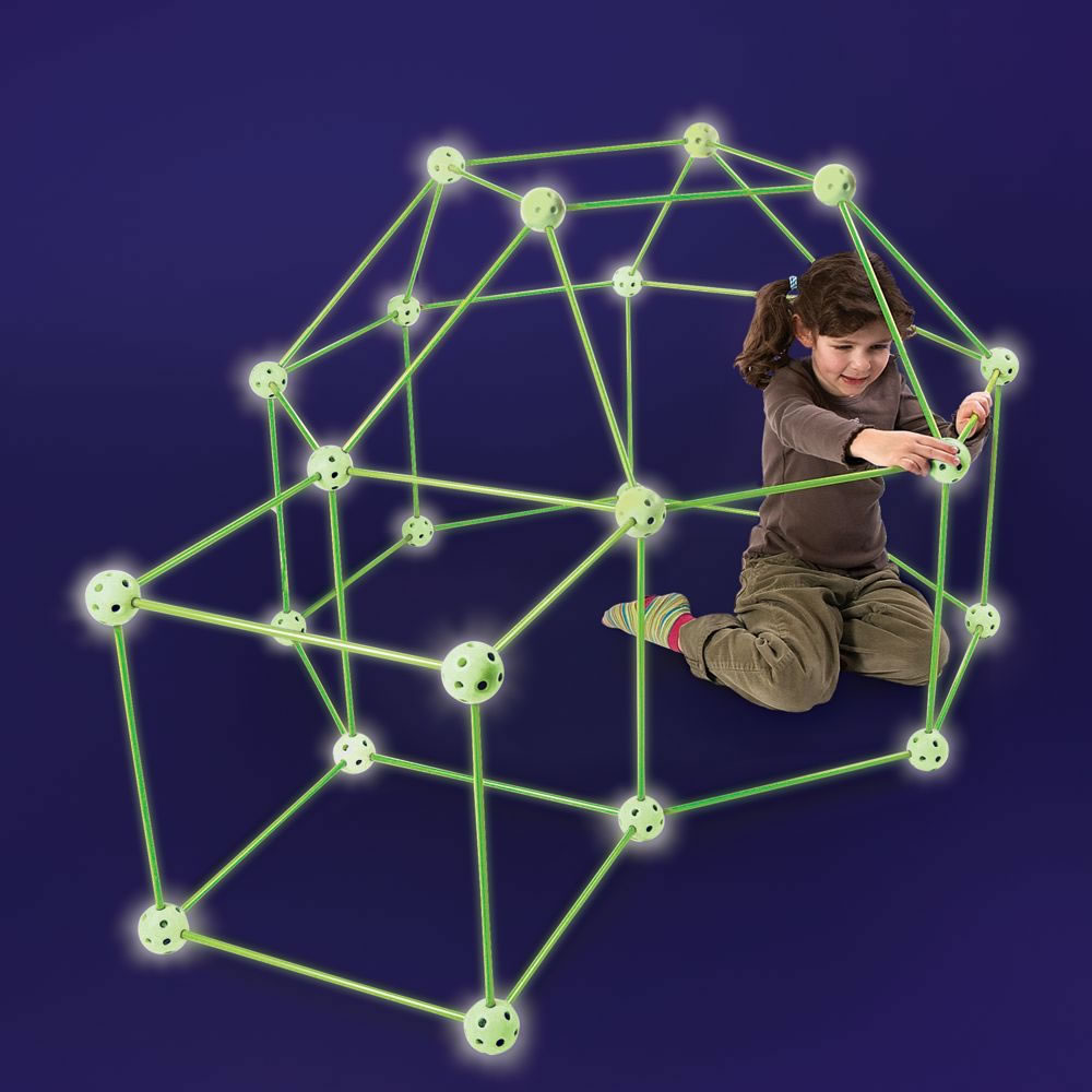 The Glow In The Dark Fort Frame Kit 2