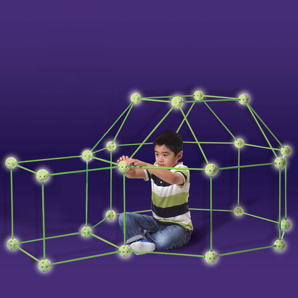 The Glow In The Dark Fort Frame Kit 1