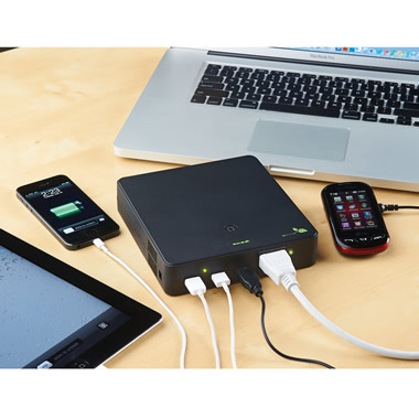 The Four Device Portable Backup Battery.