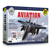 The National Archives History of Aviation DVDs.