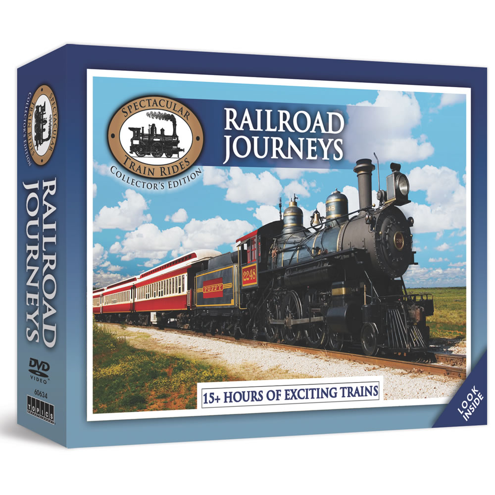 The Railroad Journeys DVD Collection 1