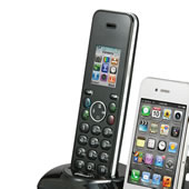 Additional Handset for The Home Phone And iPhone Unifier.