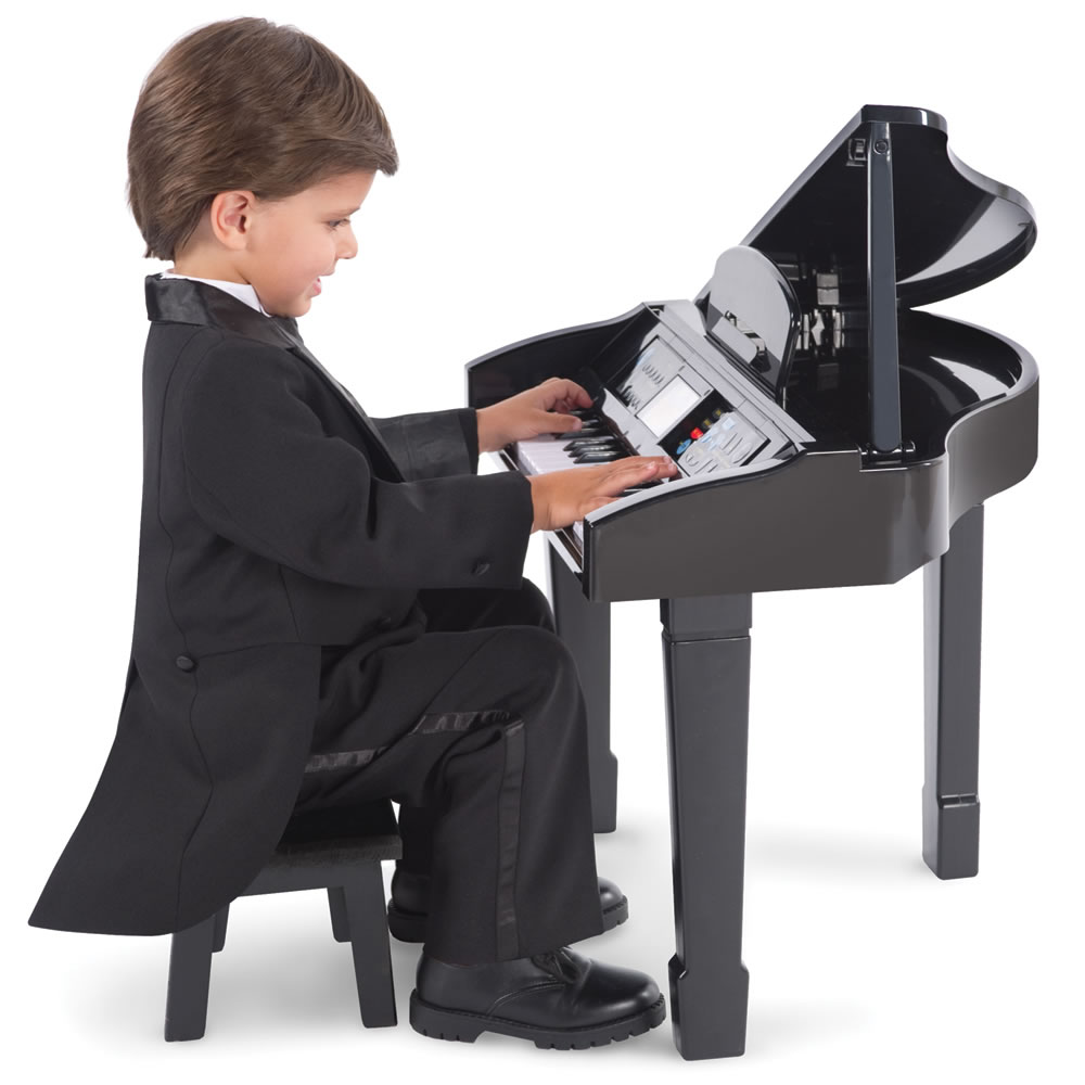 Learn to Play Baby Grand Piano
