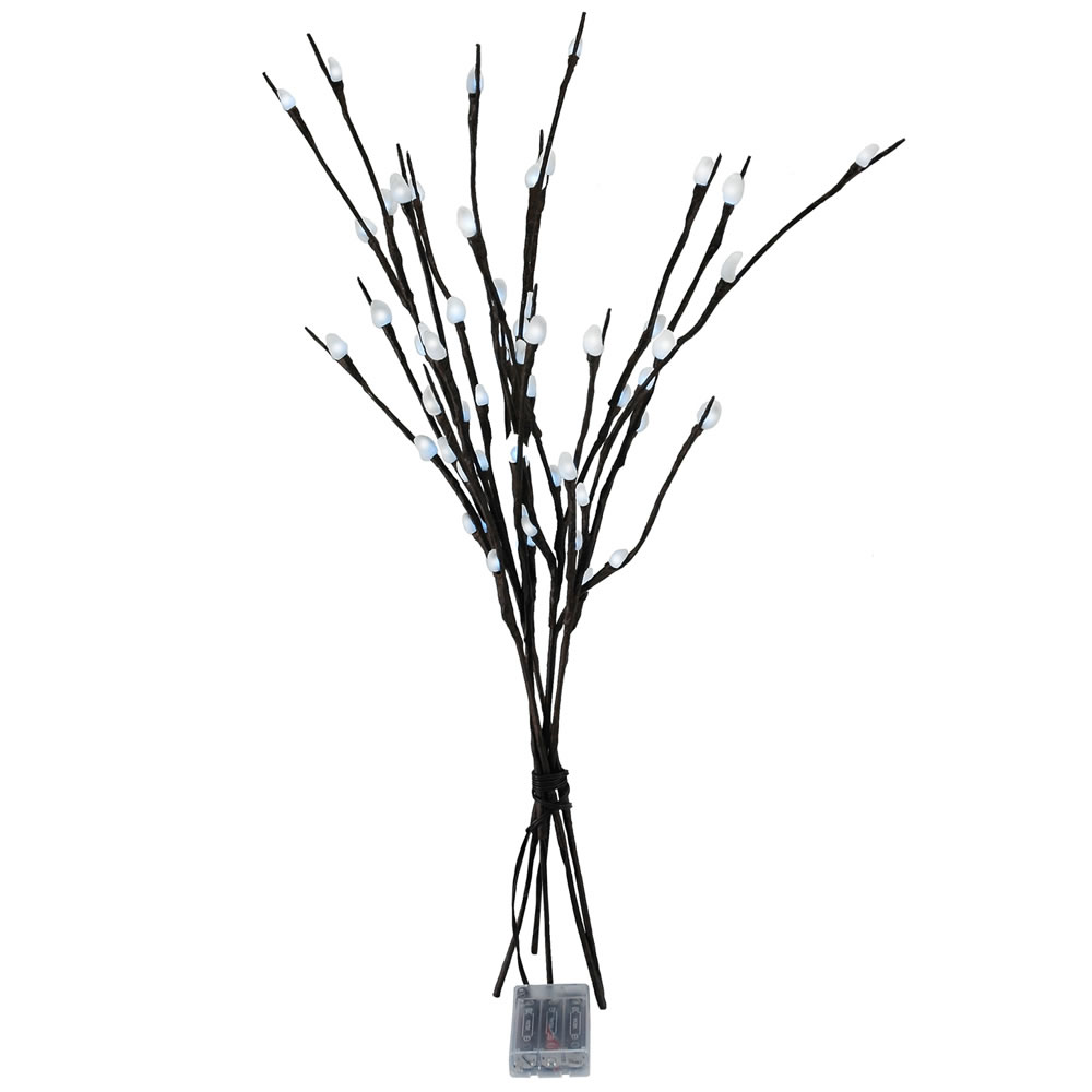 The Cordless Prelit Willow Sprigs 2