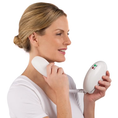 The Neck Firming Stimulator.