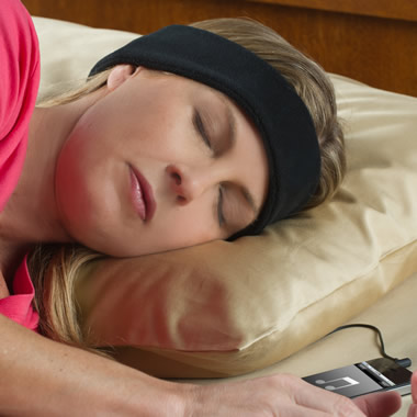 The Sleep Assisting Music Headband