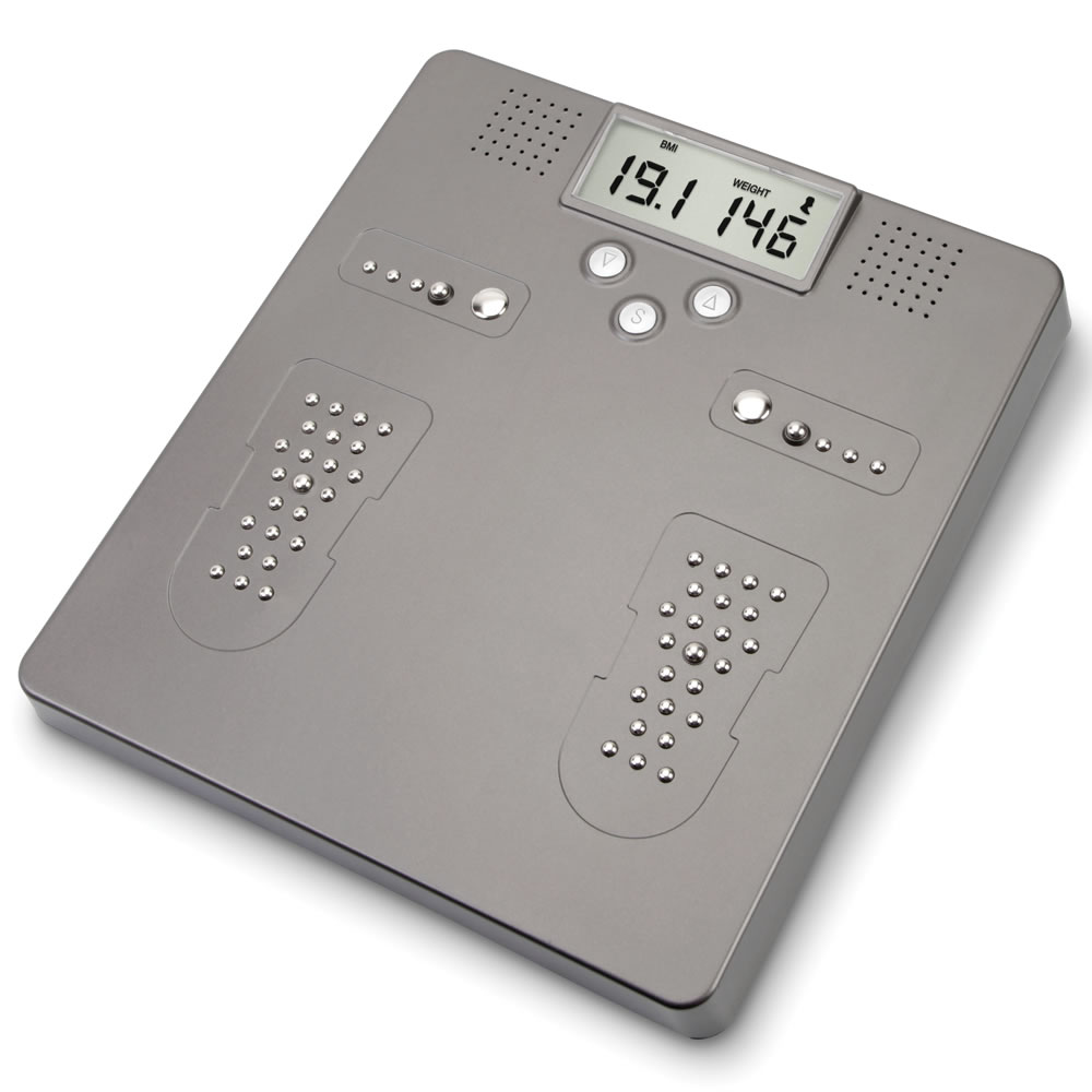 The Complete Scale And Foot Inflammation Monitor 2
