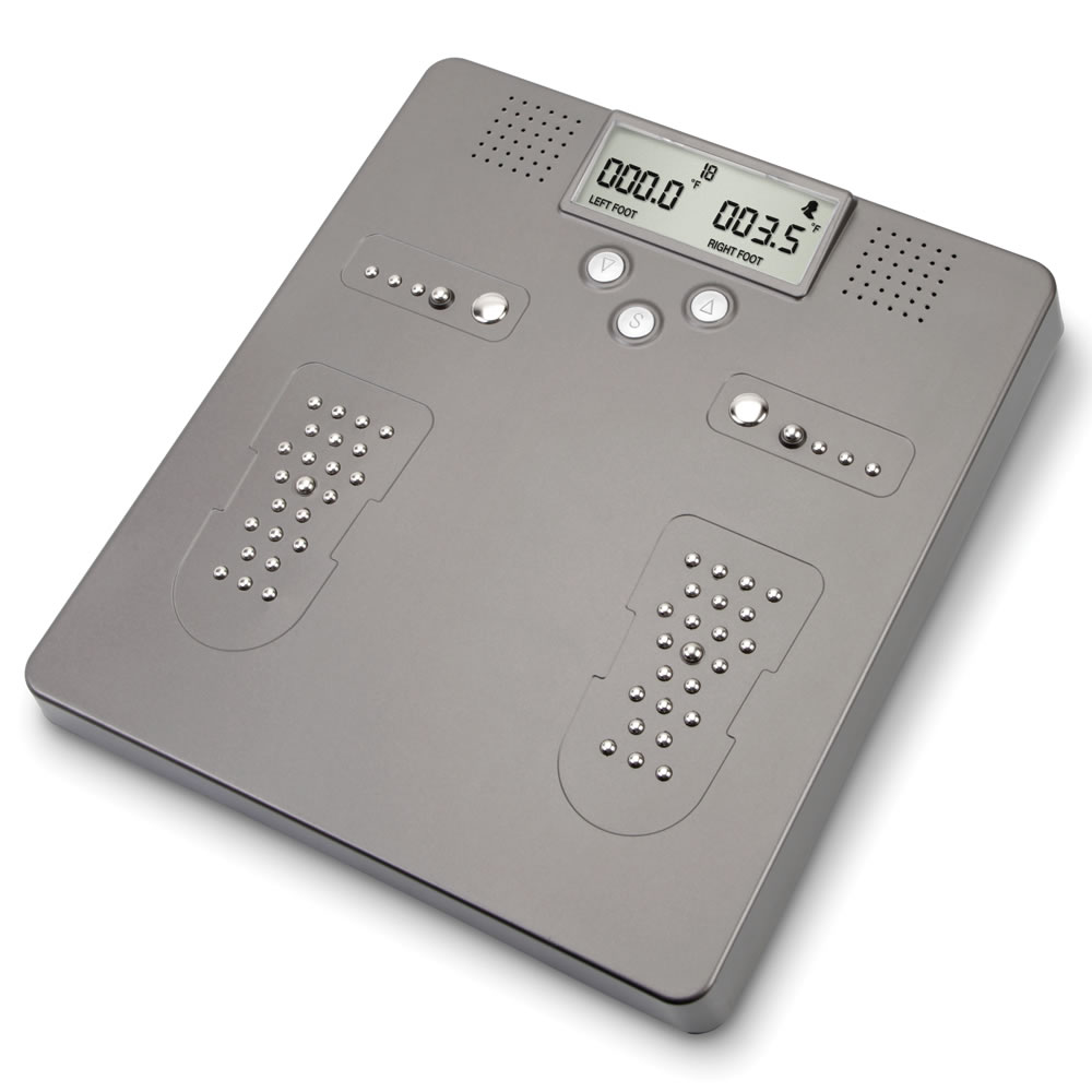 The Complete Scale And Foot Inflammation Monitor 1