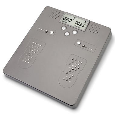 The Complete Scale And Foot Inflammation Monitor.