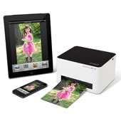The Wireless iPhone Photo Printer.