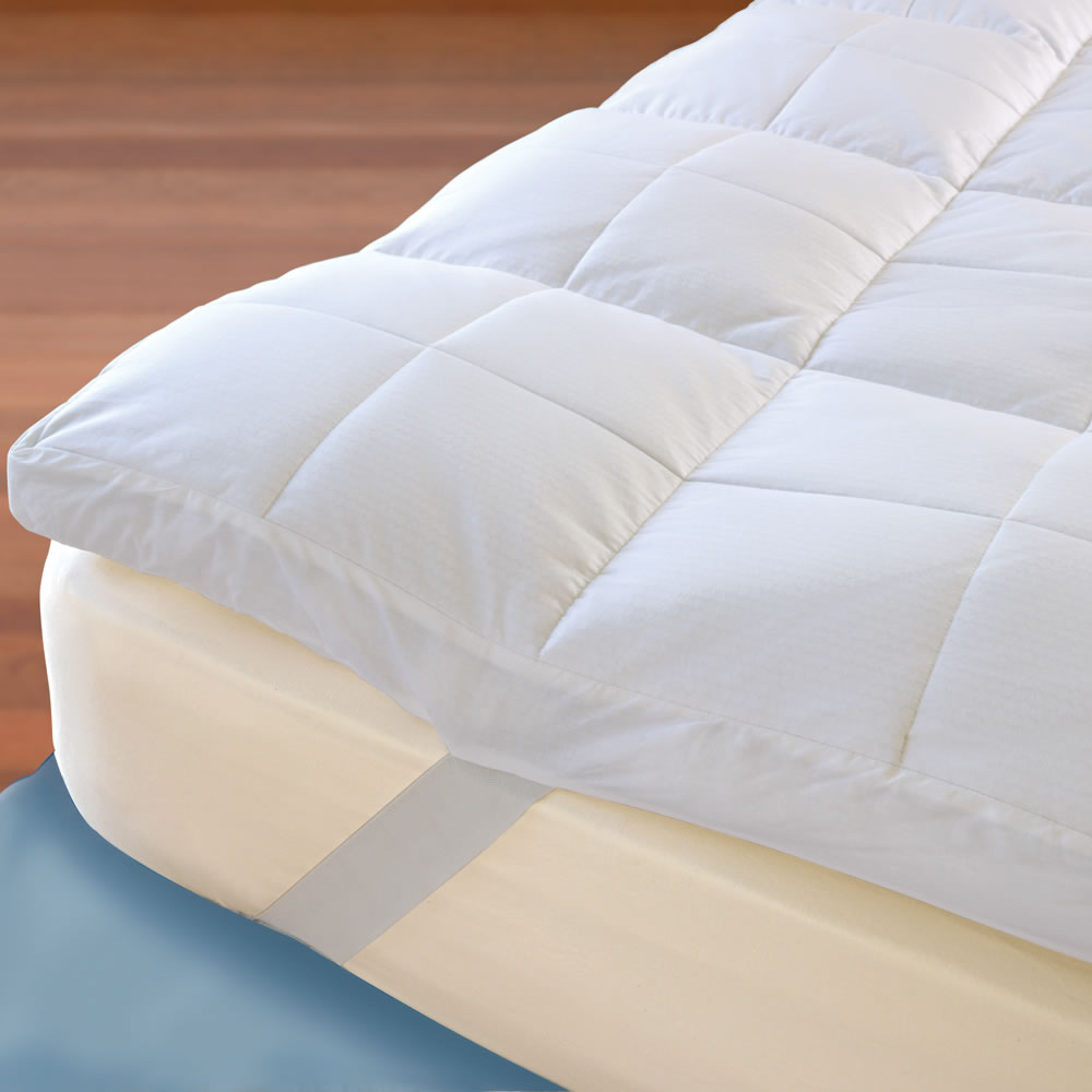 The Cheapest Gensis 600 QUEEN Size Hardside Waterbed Mattress Online