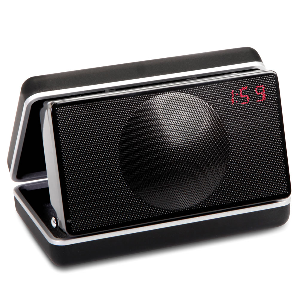The Sound Enhancing Portable Bluetooth Speaker 1