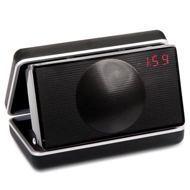 The Sound Enhancing Portable Bluetooth Speaker.