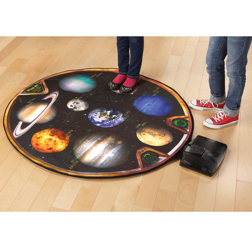 The Talking Teaching Solar System Scale 1