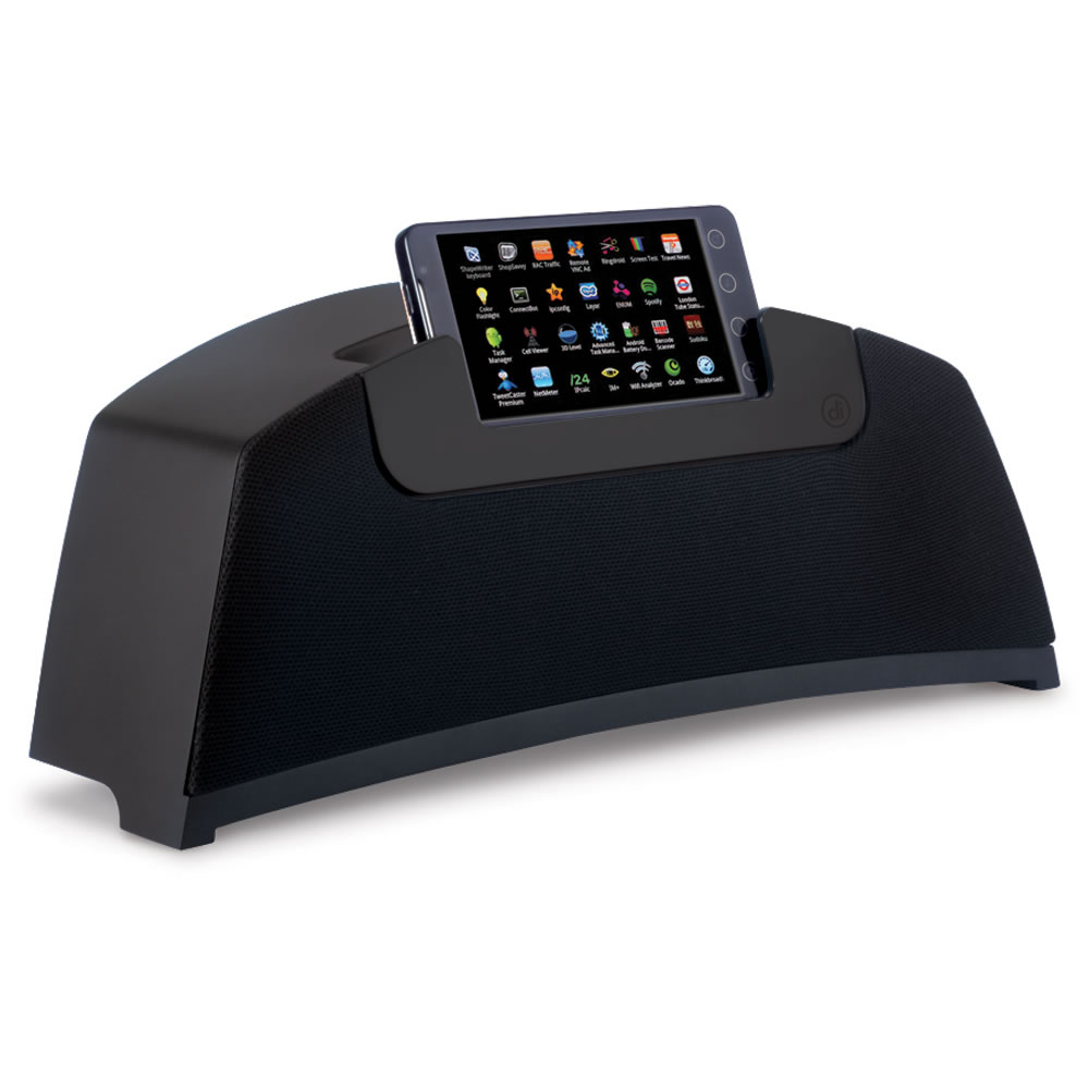 The Android Charging Speaker Dock1