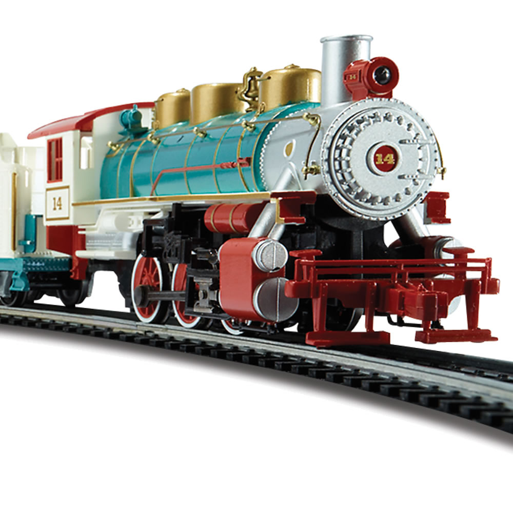 The Ringling Brothers Circus Train Set 2