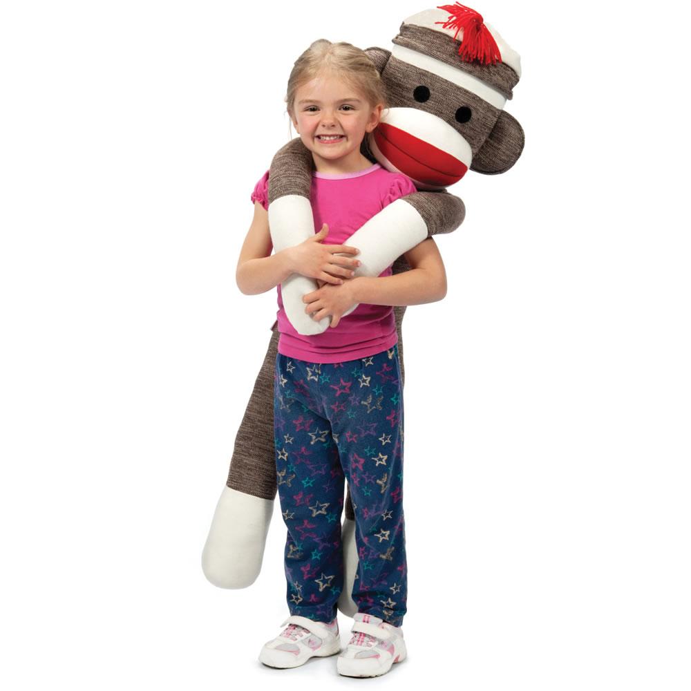 The Giant Sock Monkey2