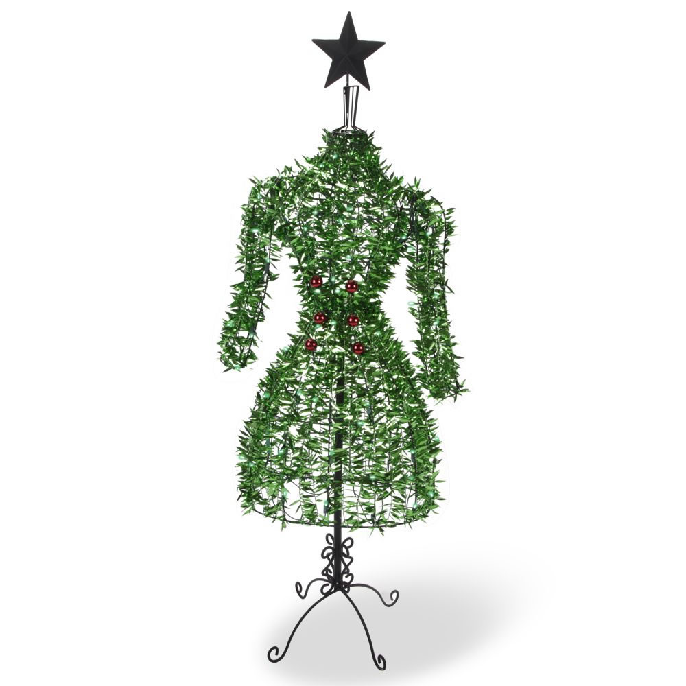 The Haute Couture Christmas Tree 1