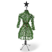 The Haute Couture Christmas Tree.