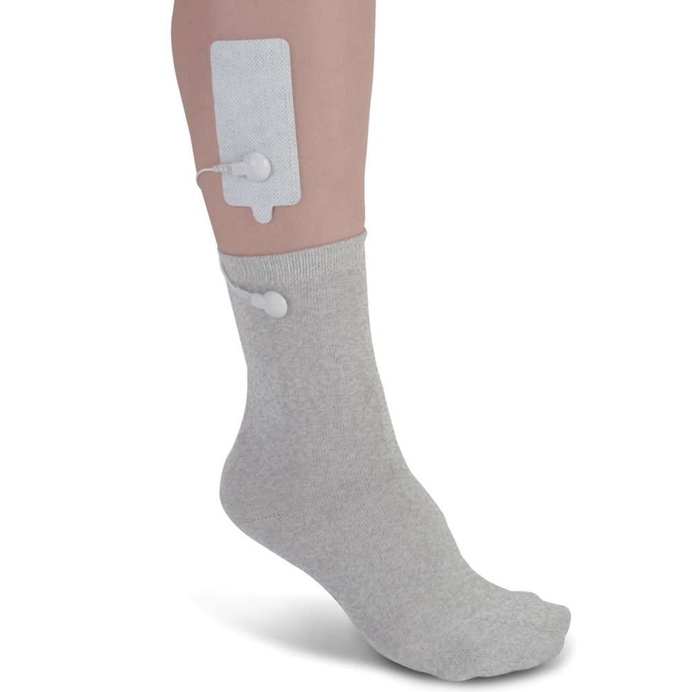 The Foot Pain Relieving Neuromuscular Stimulating Socks 1