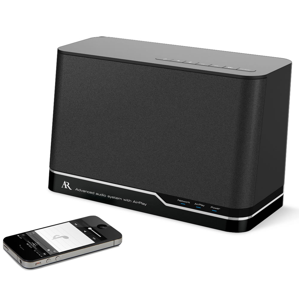 The Wireless iTunes Speaker 1