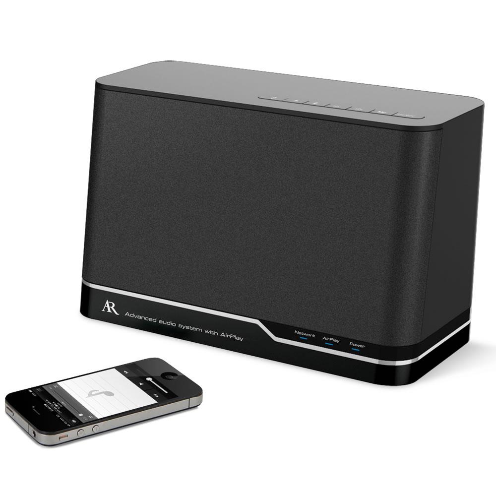 The Wireless iTunes Speaker1