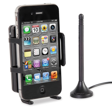 The Driver's Cell Phone Signal Booster