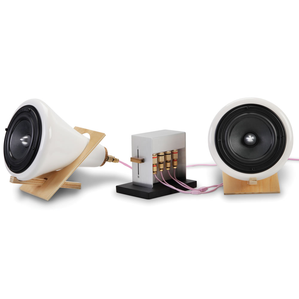 The Sound Enhancing Ceramic Speakers 2