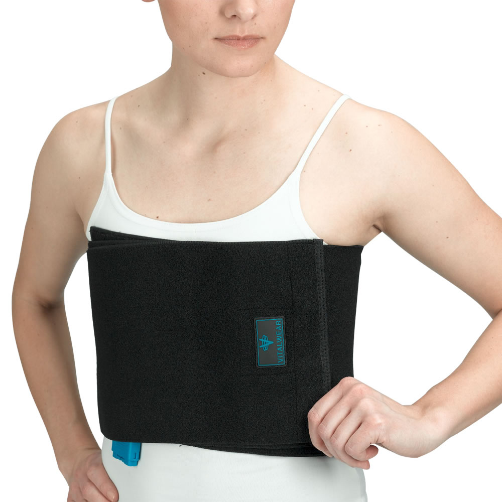 The Hot/Cold Compression Back Wrap 1