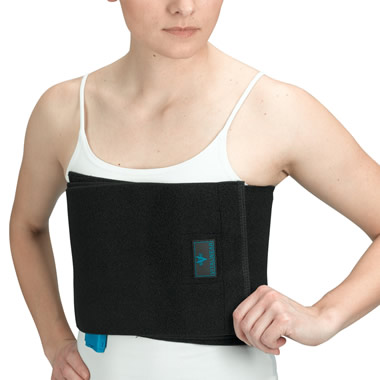 The Hot/Cold Compression Back Wrap.