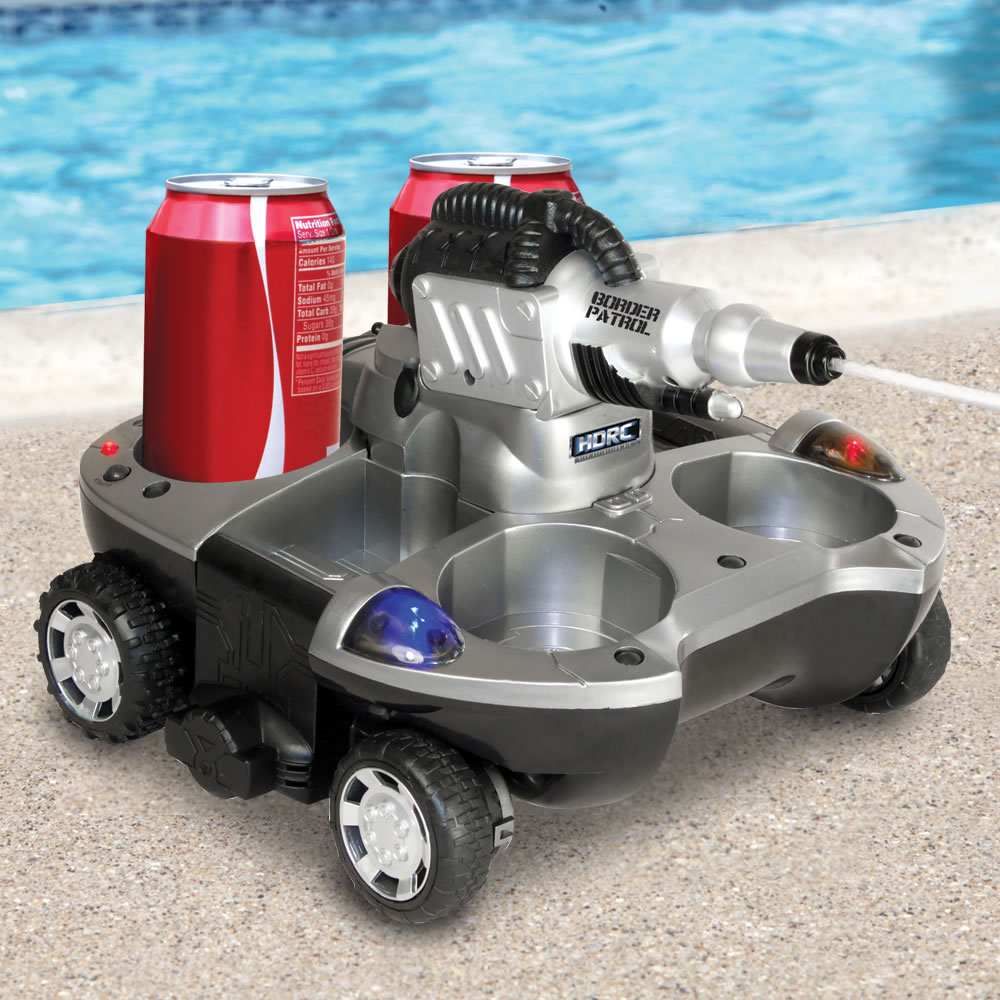 The Remote Controlled Armored Drink Carrier 1