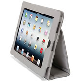 The Stainless Steel iPad Case.