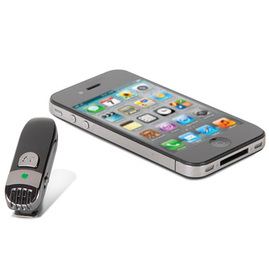 The Wireless iPhone Microphone.