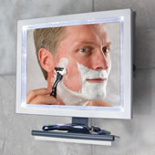 The Best Fogless Lighted Mirror.