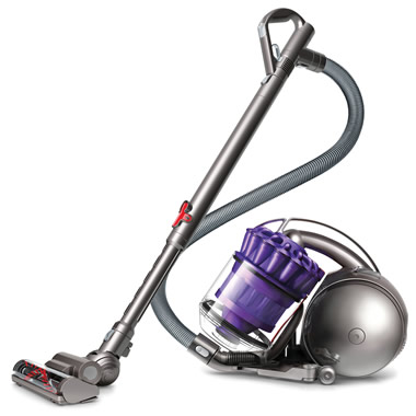The Most Maneuverable Canister Vacuum.