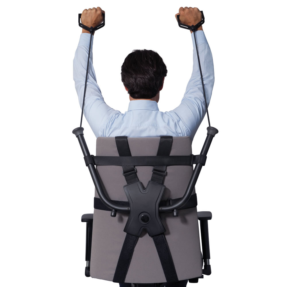 The Office Chair Strength Trainer 3