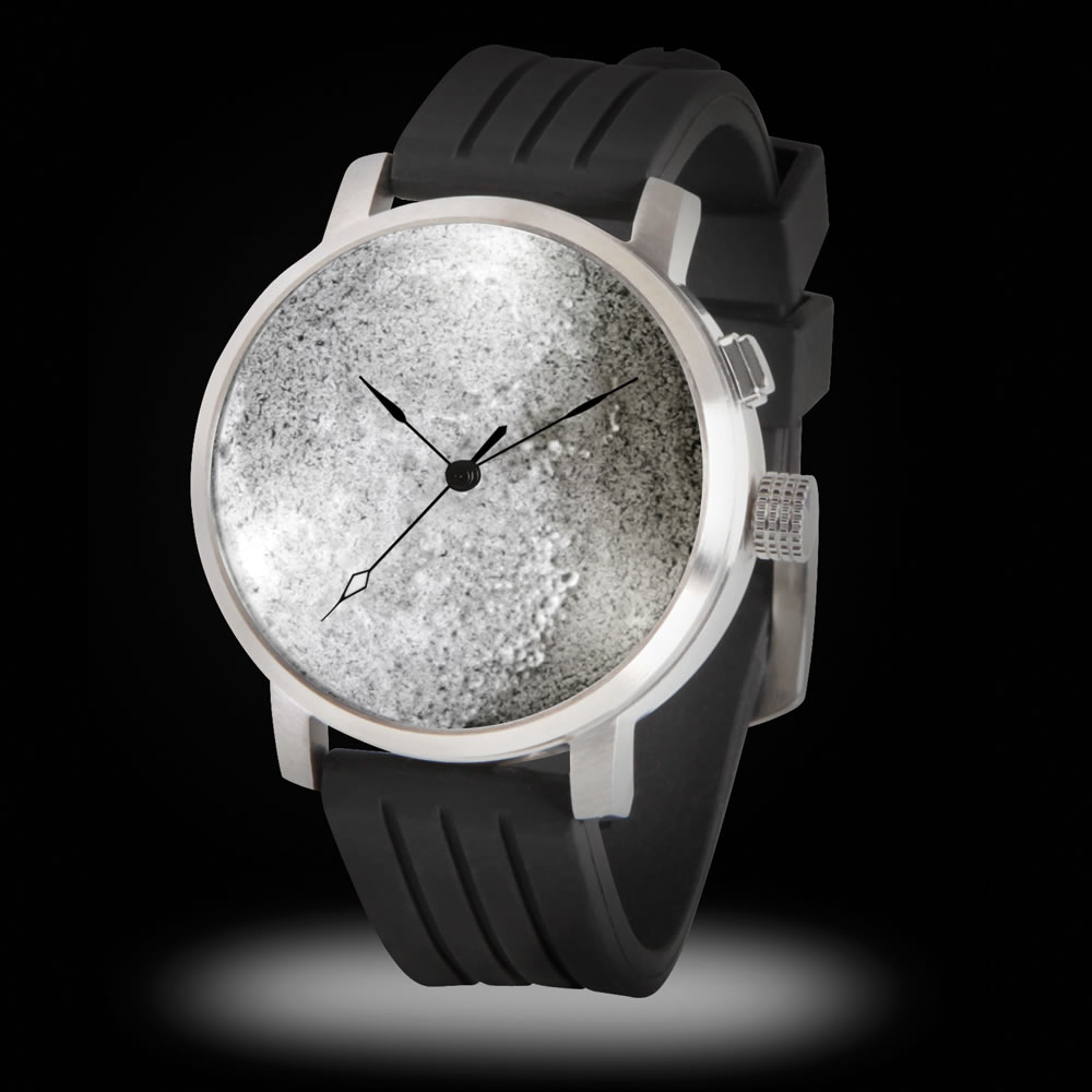 The Lunar Lithophane Watch 2