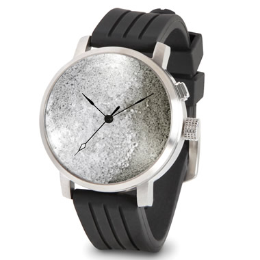 The Lunar Lithophane Watch.