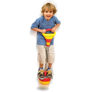 The Fun Sounds Pogo Stick.