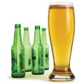 The Five Pack Beer Glass.
