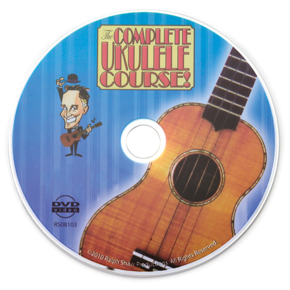 The Learn To Play Ukulele 3