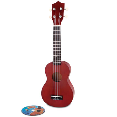 The Learn To Play Ukulele.