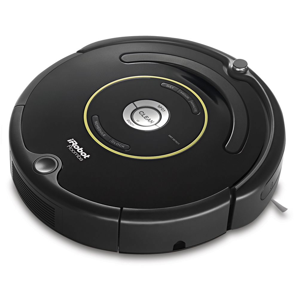 The Pet Bowl Circumventing Roomba 6602