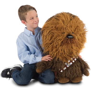 The Mini Talking Chewie.