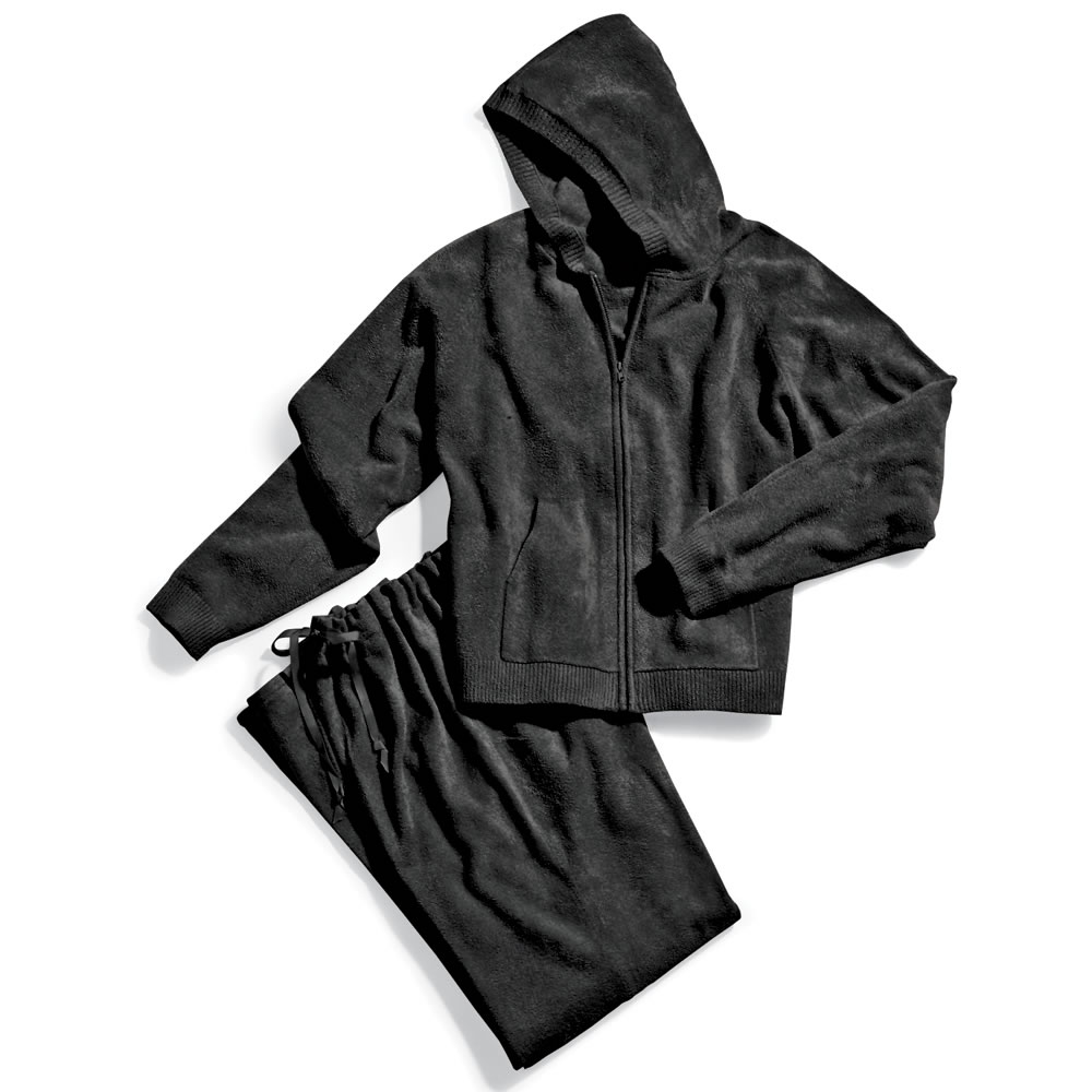 The Superior Softness Spa Wear - Zip Hooded Shirt3