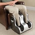 The Heated Circulation Enhancing Lower Leg Massager.