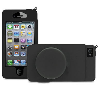 The Cord Managing iPhone 5/SE Case.