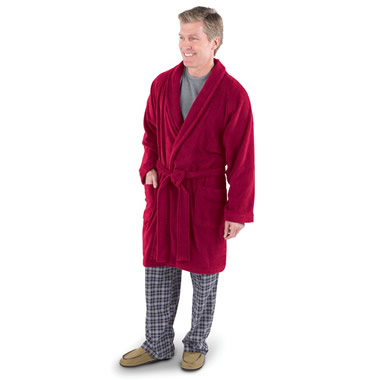 The Genuine Turkish Cotton Morning Robe.