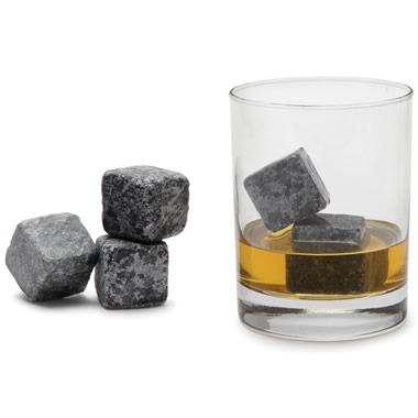 The Non-Diluting Whisky Cold Stones.